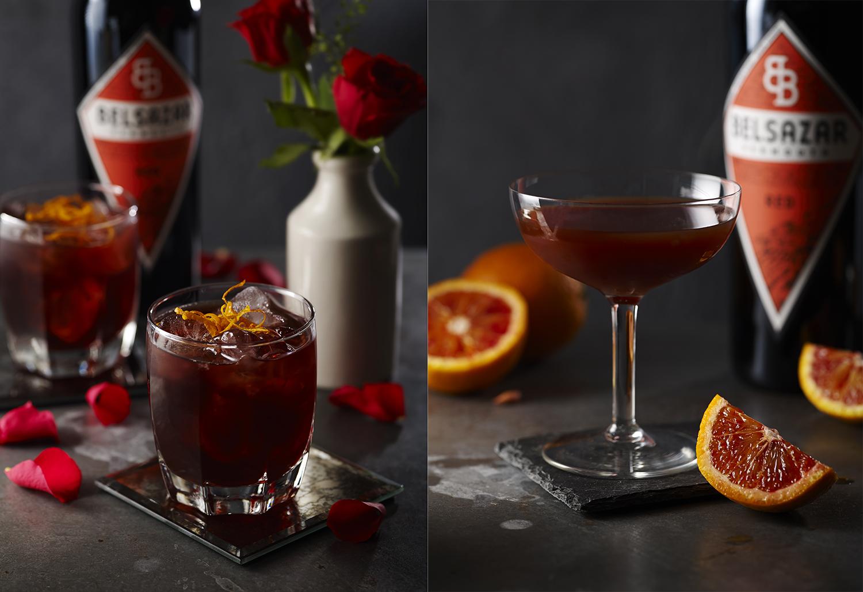 Belsazar - Drink photography by Lauren Mclean