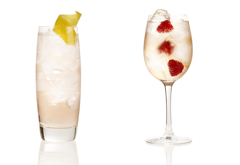 Belsazar cocktails - Drink photography by Lauren Mclean