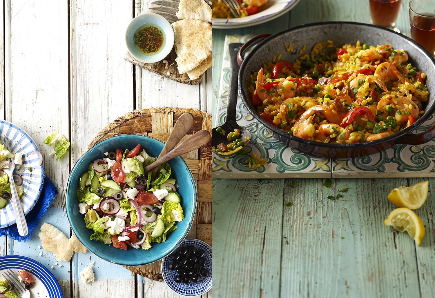Weight Watchers Magazine- Around the world in 8 ProPoints - photos 3&4 - Food Photography by Lauren Mclean