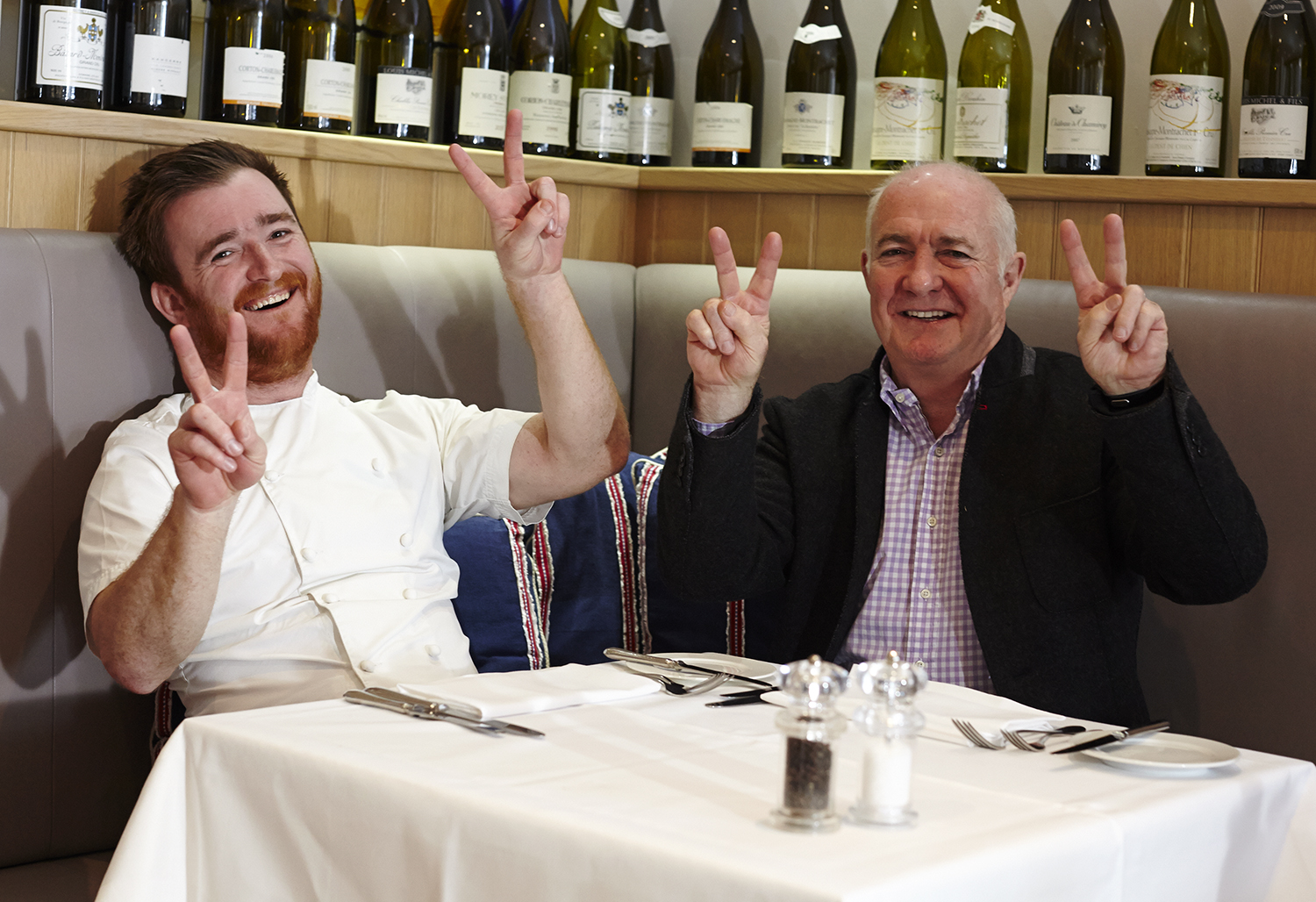 Rick Stein & The Seafood Restaurant 40th Anniversary feature in Delicious magazine 03