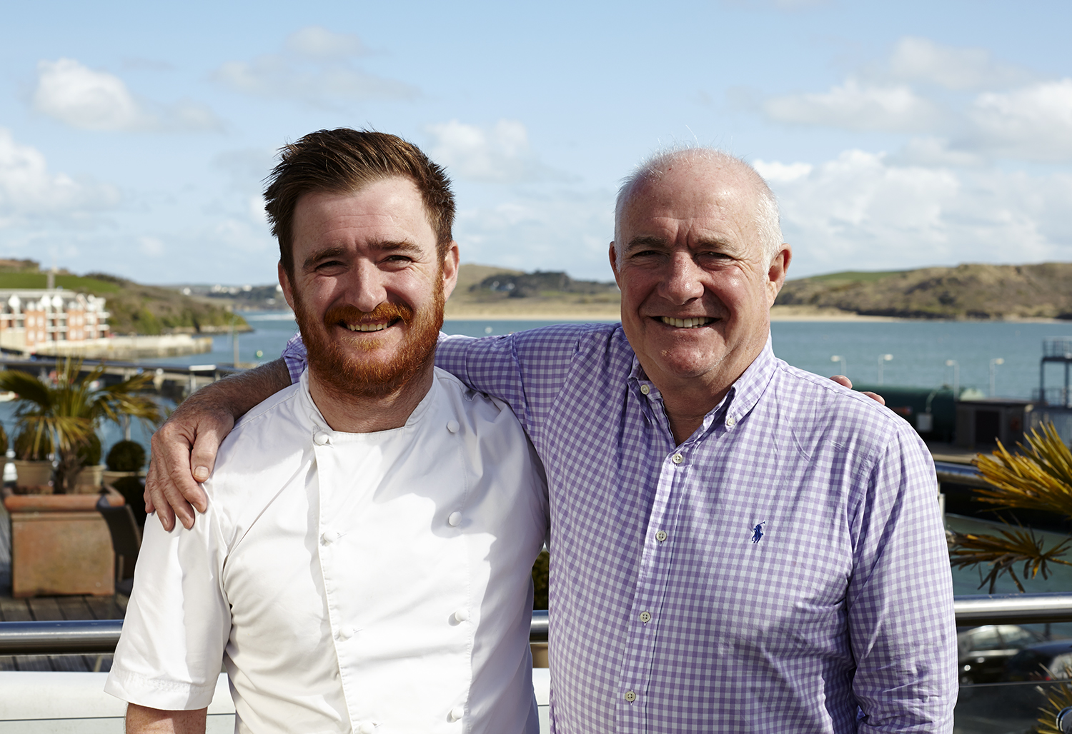 Rick Stein & The Seafood Restaurant 40th Anniversary feature in Delicious magazine 02